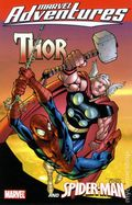 Marvel Adventures Thor and Spider-Man TPB (2011 Marvel Digest) 1-1ST