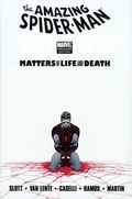 Amazing Spider-Man Matters of Life and Death HC (2011 Marvel) Premiere Edition 1-1ST