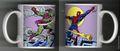 Marvel Comics Hero Mugs (1989) MUG-02