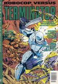 RoboCop vs. Terminator TPB (1992 UK Magazine Edition) 2B-1ST