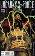 Uncanny X-Force (2010 Marvel) 7B