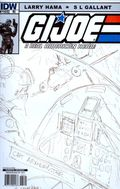 GI Joe Real American Hero (2010 IDW) 165C