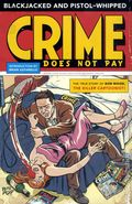 Blackjacked and Pistol-Whipped Crime Does Not Pay TPB (2011) 1-1ST