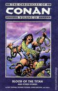 Chronicles of Conan TPB (2003-2017 Dark Horse) 21-1ST