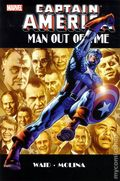Captain America Man Out of Time HC (2011 Marvel) 1-1ST
