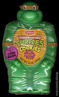 Teenage Mutant Ninja Turtles Cookies/Coin Bank (1990) BANK-04
