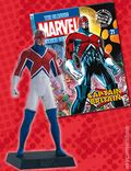 Classic Marvel Figurine Collection (2007-2013 Eaglemoss) Magazine and Figure #021