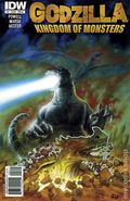 Godzilla Kingdom of Monsters (2011 IDW) 2B