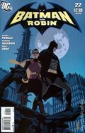 Batman and Robin (2009) 22B