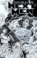 Next Men (2010 IDW) John Byrne 5B
