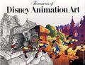 Treasuries of Disney Animation Art HC (1982) 1-1ST