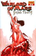 Warlord of Mars Dejah Thoris (2011 Dynamite) 2F
