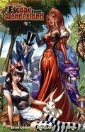 Grimm Fairy Tales Presents Escape from Wonderland TPB (2011 Zenescope) Wonderland Trilogy: Book 3 3-1ST