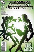 Green Lantern (2005 3rd Series) 67A