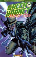Green Hornet Blood Ties TPB (2011 Dynamite) 1-1ST
