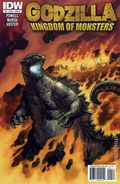 Godzilla Kingdom of Monsters (2011 IDW) 4A