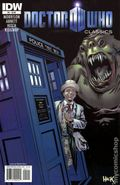 Doctor Who Classics (2011 IDW) The Seventh Doctor 5