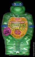 Teenage Mutant Ninja Turtles Cookies/Coin Bank (1990) BANK-01