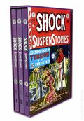 Shock Suspenstories HC (1981 EC) The Complete EC Library SET-01