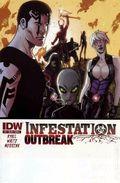 Infestation Outbreak (2011 IDW) 1A