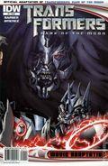 Transformers Dark of the Moon Movie Adaptation (2011 IDW) 4