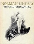 Norman Lindsay Selected Pen Drawings HC (1968) 1-1ST