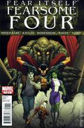 Fear Itself Fearsome Four (2011 Marvel) 1