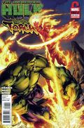 Incredible Hulk and Human Torch From the Marvel Vault (2011) 1