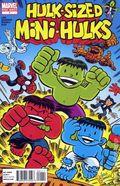 Hulk-Sized Mini-Hulks (2011 Marvel) 1