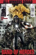 All Winners Squad Band of Heroes (2011 Marvel) 1
