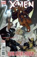 X-Men Great Power (2011 Marvel) 1