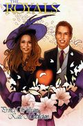 Royals Prince William and Kate Middleton GN (2011) 1-1ST