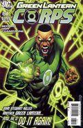 Green Lantern Corps (2006) 61A