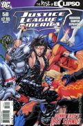 Justice League of America (2006 2nd Series) 58A