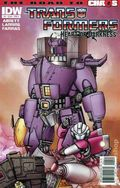 Transformers Heart of Darkness (2011 IDW) 4A