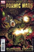 Formic Wars Burning Earth (2011 Marvel) 6