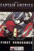 Captain America First Vengeance (2011 Marvel) 4