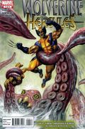 Wolverine Hercules Myths Monsters and Mutants (2011 Marvel 4