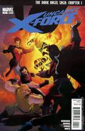 Uncanny X-Force (2010 Marvel) 11A