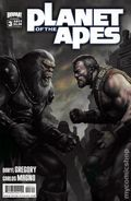 Planet of the Apes (2011 Boom Studios) 3A