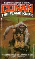 Conan The Flame Knife PB (1981 Ace Books) 1-REP