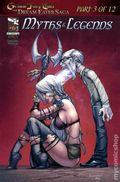 Grimm Fairy Tales Myths and Legends (2011 Zenescope) 6A