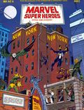 Marvel Super Heroes RPG: New York, New York (1985 TSR) Official Game Accessory 6863-1ST