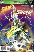 Static Shock Special (2011 DC) 1