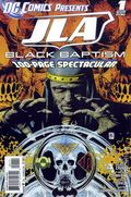 DC Comics Presents JLA Black Baptism (2011) 1