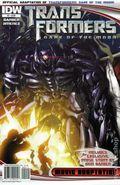 Transformers Dark of the Moon Movie Adaptation (2011 IDW) 2