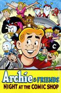 Archie and Friends Night at the Comic Shop TPB (2011) 1-1ST
