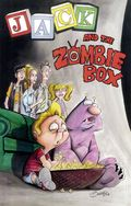 Jack and the Zombie Box GN (2011 Arcana Studios) 1-1ST