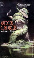 Ardor on Aros PB (1973 Dell Novel) 1-1ST