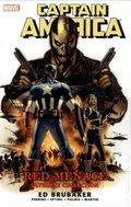 Captain America Red Menace TPB (2011 Marvel) Ultimate Collection 1-1ST